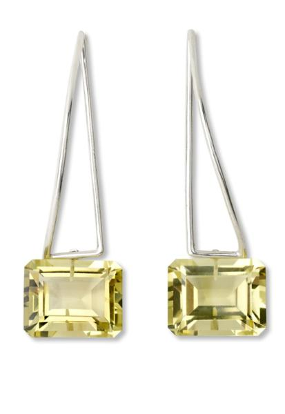 Cheval Earrings - Sterling Silver