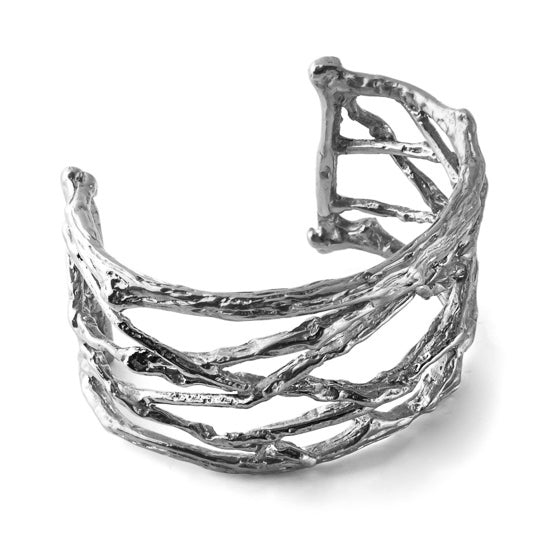 Evergreen Branch Cuff