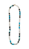 Mondrian Piano Key Necklace