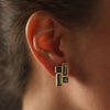 Mondrian Boogie Woogie Earrings
