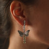 Madison Butterfly Earrings