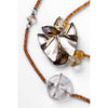 Flutter Butterfly Rock Candy Necklace