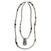 2-Strand Goddess Stone Necklace