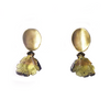 Freesia Earrings with Detachable Drops