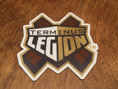 Terminus Legion Magnet                                                               (Proceeds go to Soccer in the Streets)
