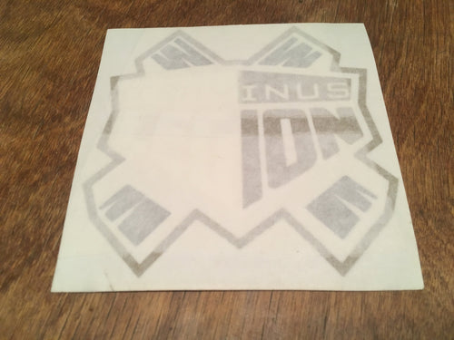 Terminus Legion Vinyl Sticker