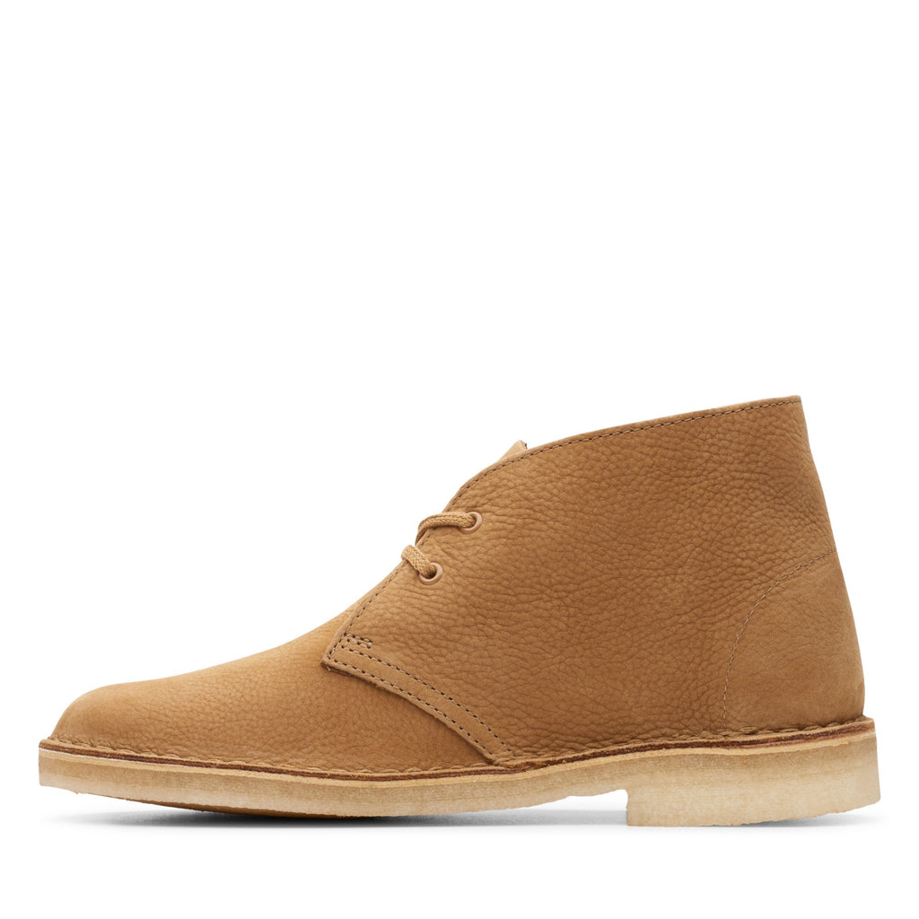 Desert Boot Oak Nubuck