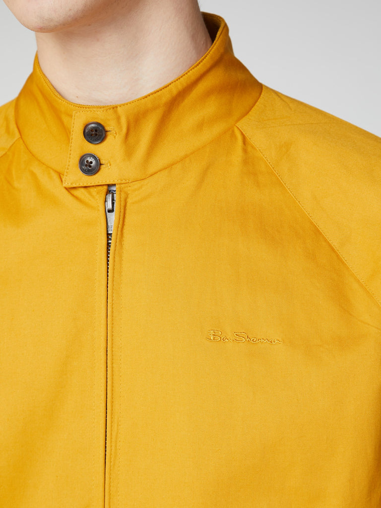 Signature Yellow Harrington