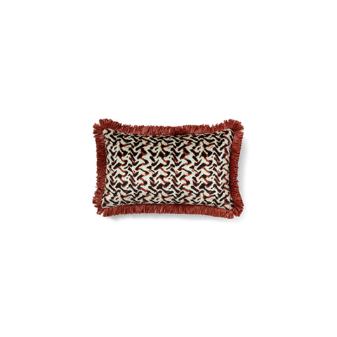 Crochet Pillow by Brabbu