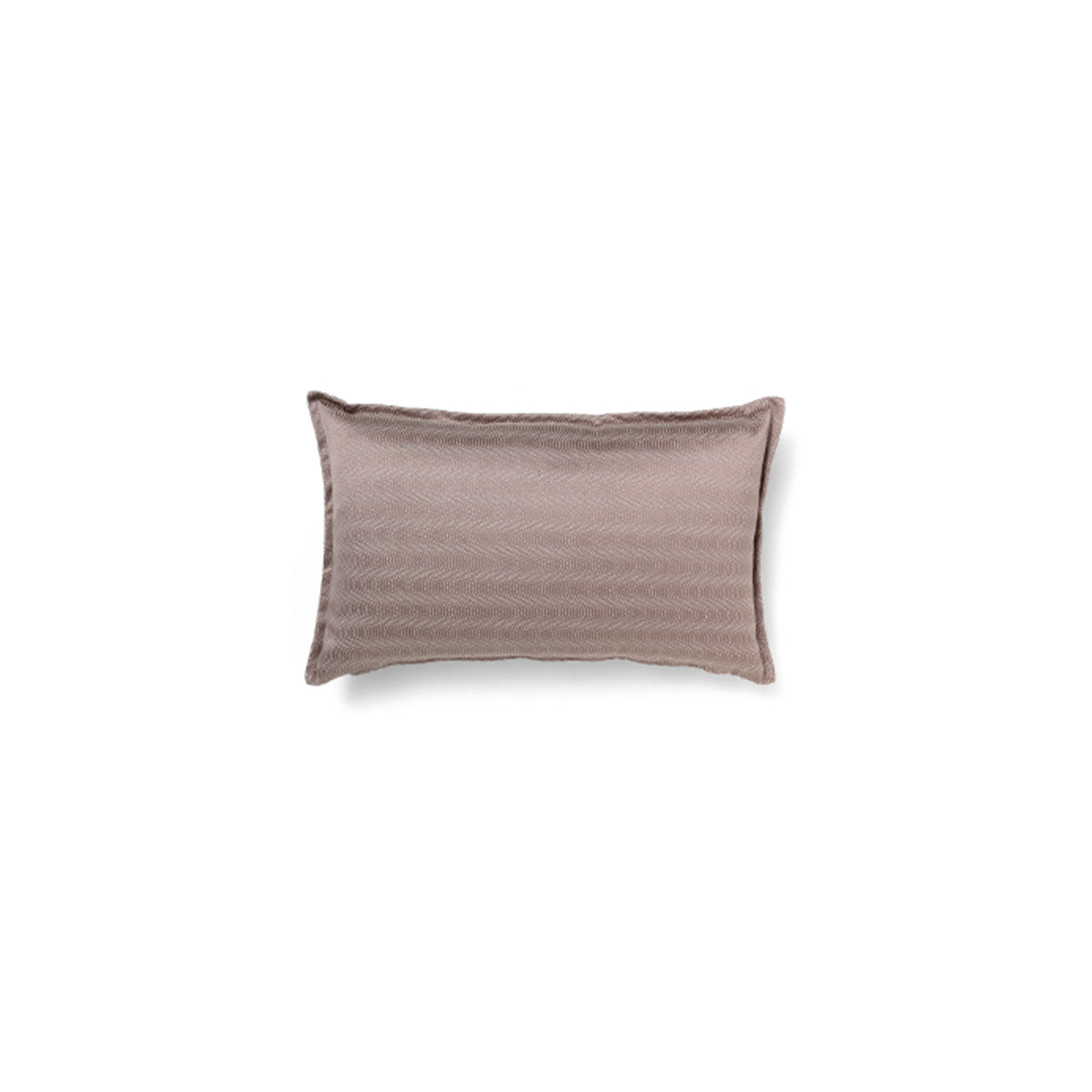 Metropolis Brown Pillow by Brabbu