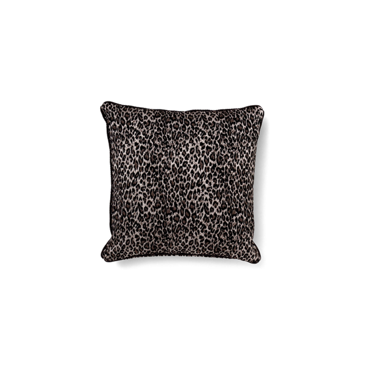 Pardus Black Pillow by Brabbu