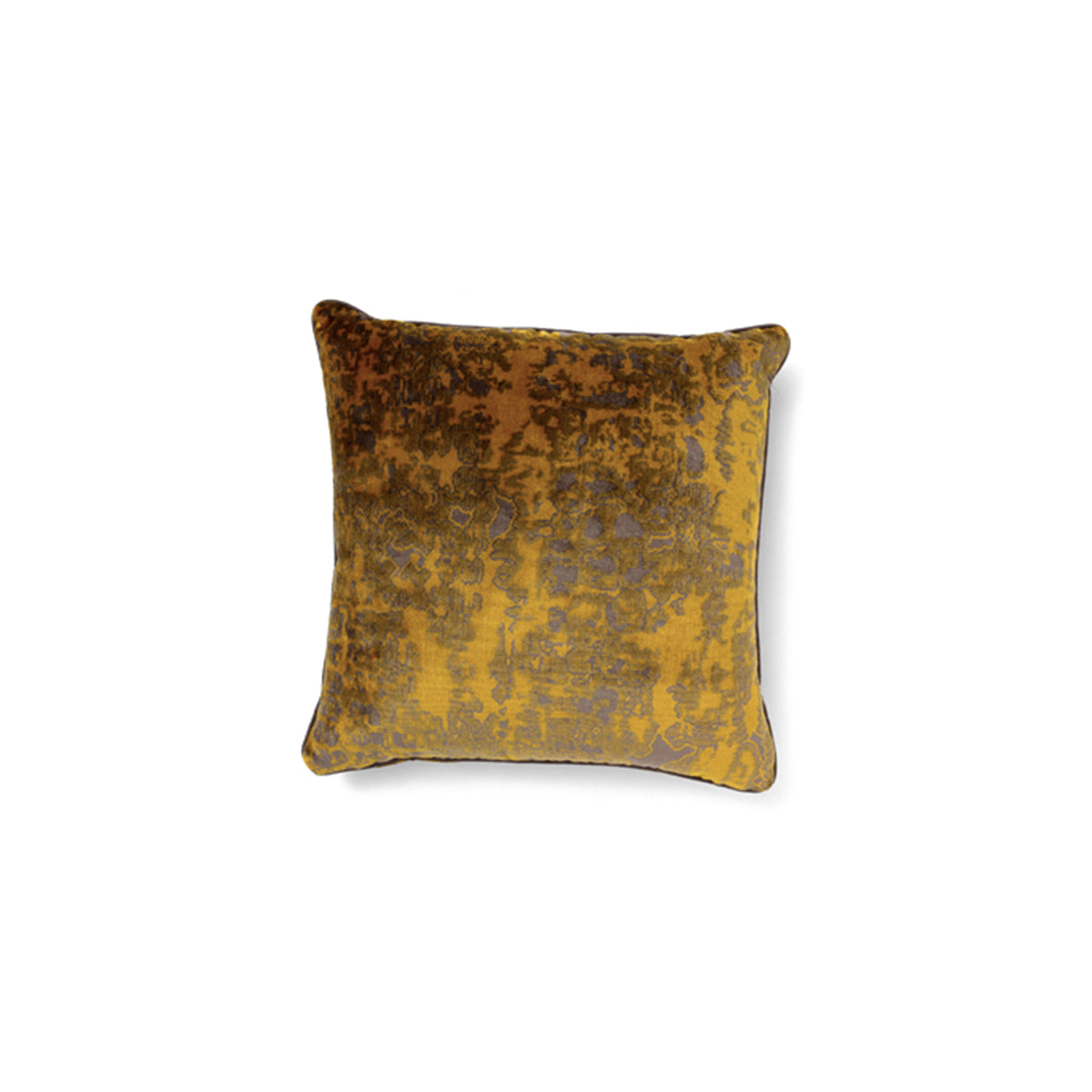 Wallingford Yellow Pillow by Brabbu