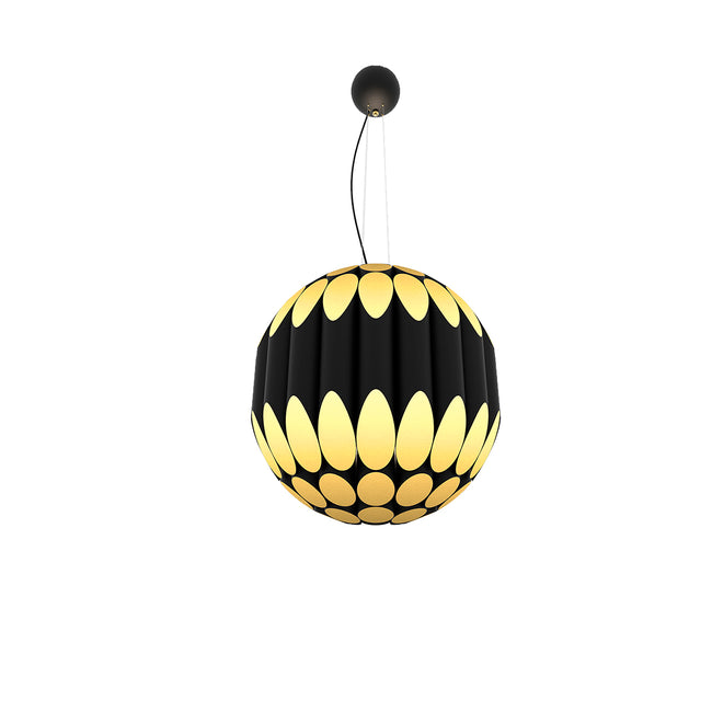 Kravitz Suspension Lamp by DelightFULL