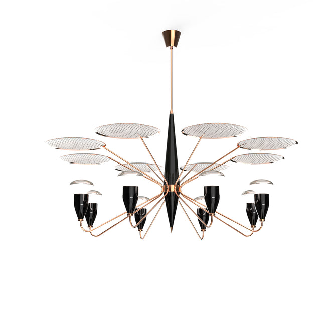 Peggy Suspension Lamp by DelightFULL