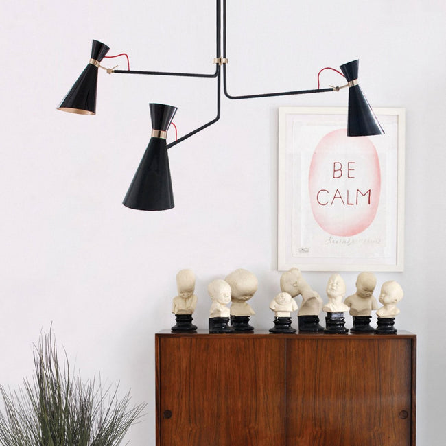 Simone Suspension Lamp by DelightFULL