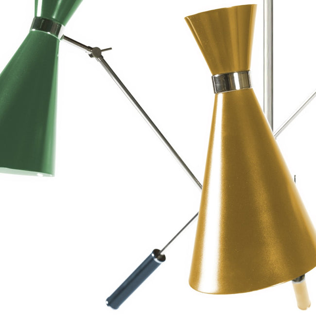 Stanley Suspension Lamp by DelightFULL