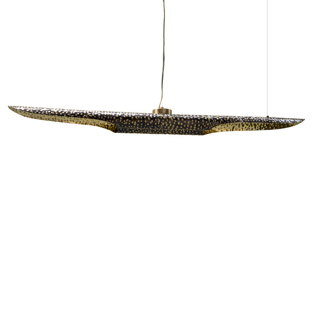 Vellum Suspension Lamp by BRABBU