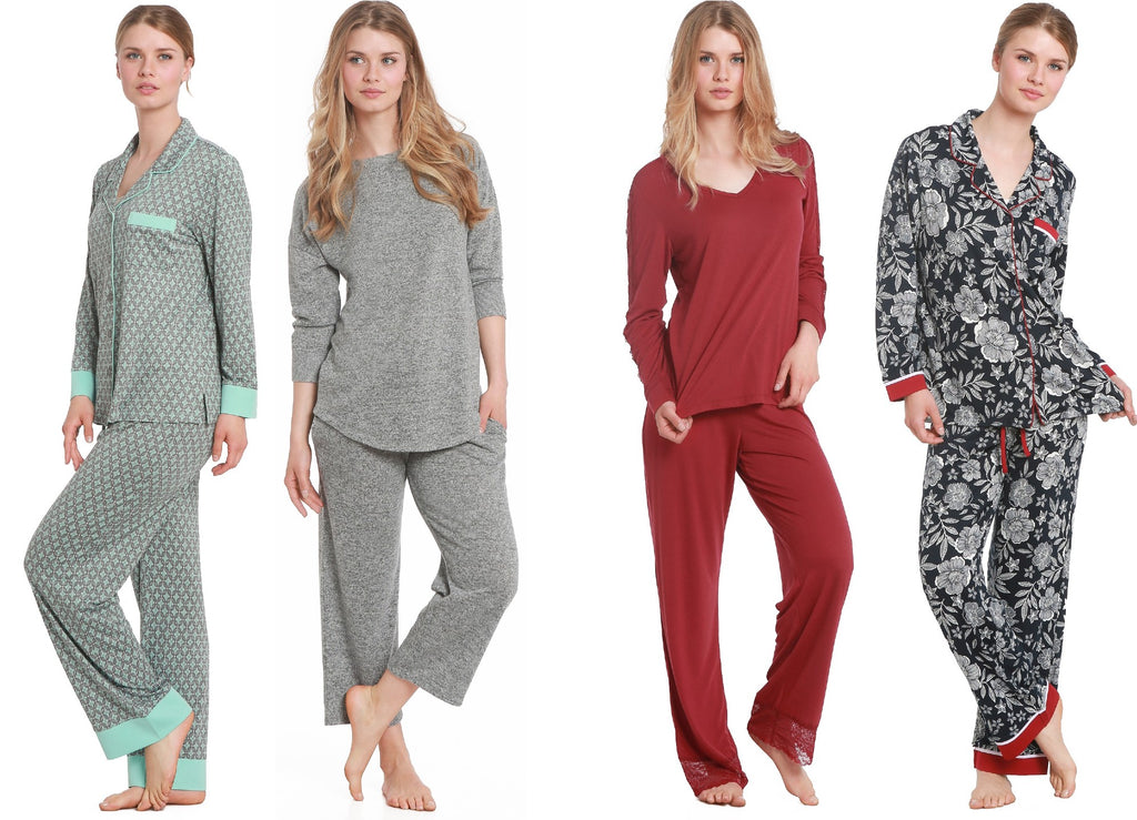 PAJAMA SETS AT $49.99