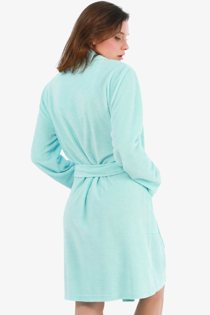 JNY - SUPER SOFT TERRY ROBE