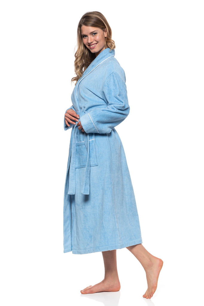 JNY-The Perfect Spa Robe (Cool Blue)