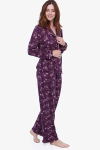 Floral Pajama Set - CozyAndCurious