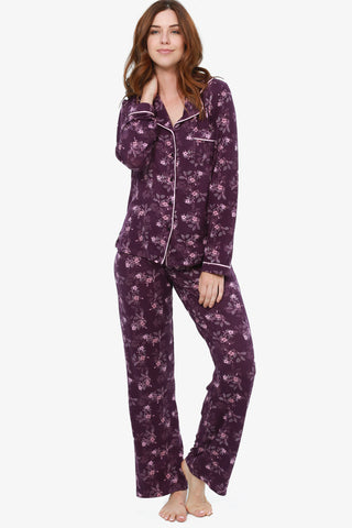 Long Sleeve & Pant Pajama Set