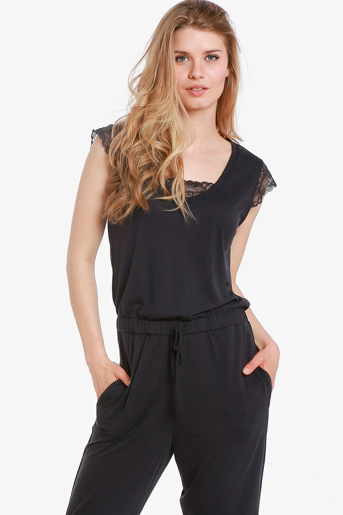 JNY - The Everywhere Everyday Romper (Vulcan) - CozyAndCurious