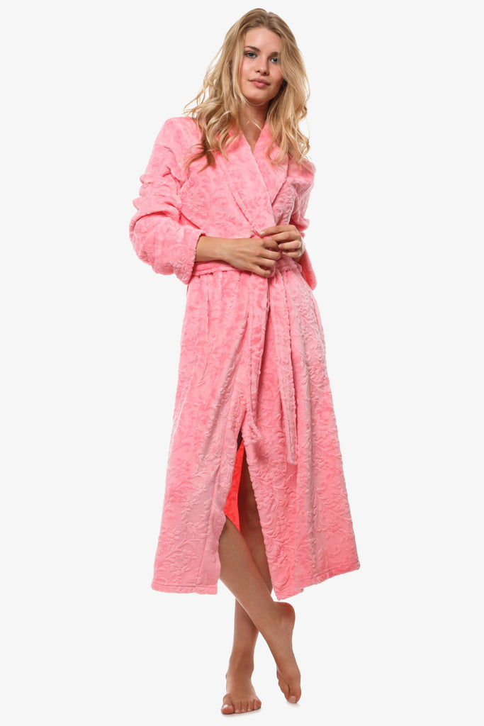 The Chic Cherry Robe (Pink Cherry)