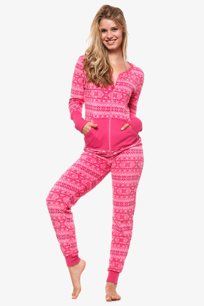 The Cozy Onesie (Pink)