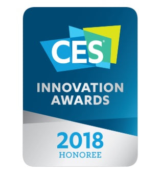 CES 2018 Innovation Awards Honoree for CloviFi (Wi-Fi & Bluetooth) Wireless Audio Transmitter in High-Performance Home Audio & Video