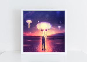 Don Diablo & Matt Nash - Starlight (Could You Be Mine) Print