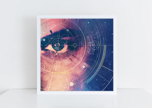 Axwell - Centre of the Universe Print