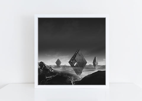 Shapov - Four Corners Print