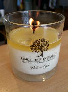 Sweet Lemongrass Lotion Candle