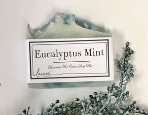 Eucalyptus Mint Soap by Lavare'
