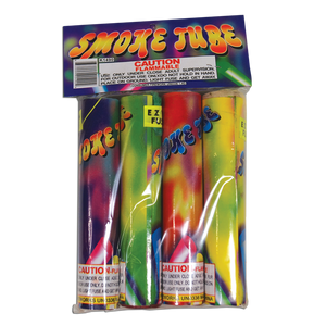 Smoke Tubes - 20 Assorted (5 Packages of 4 Tubes)