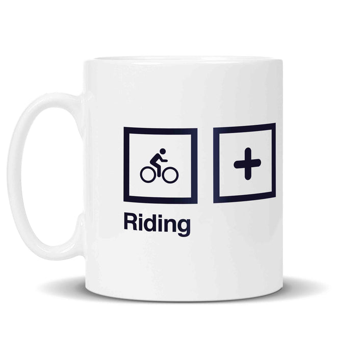 Stelvio Riding + Coffee = Magic Mug