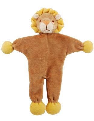 Natural pet toy lion