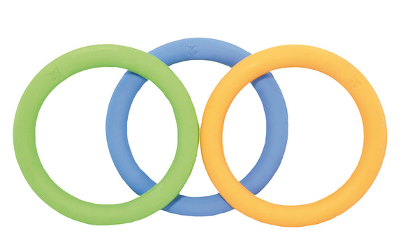 Natural rubber ring