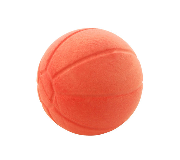 Natural rubber ball