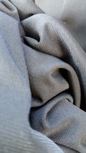 Black ITY Knit (Lighter Weight Slip/Lining) Fabric {by the half yard}