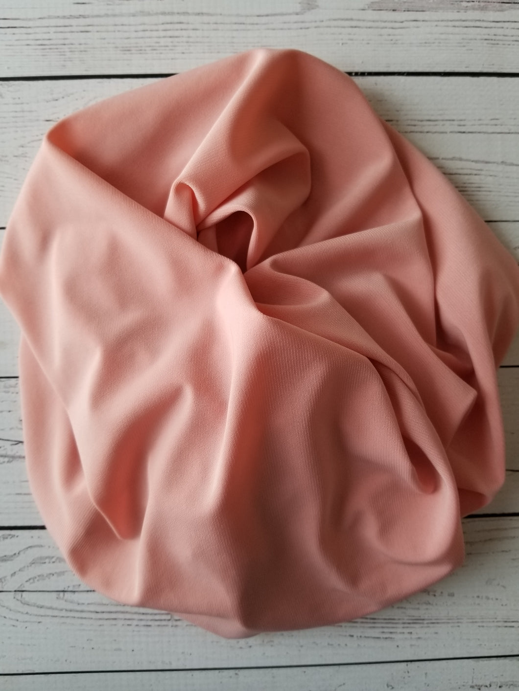 Pink ITY Knit (Lighter Weight Slip/Lining Fabric) {by the half yard}
