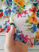 Bright Summer Floral {by the half yard}