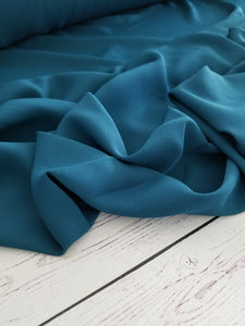 Solid Teal {by the half yard}