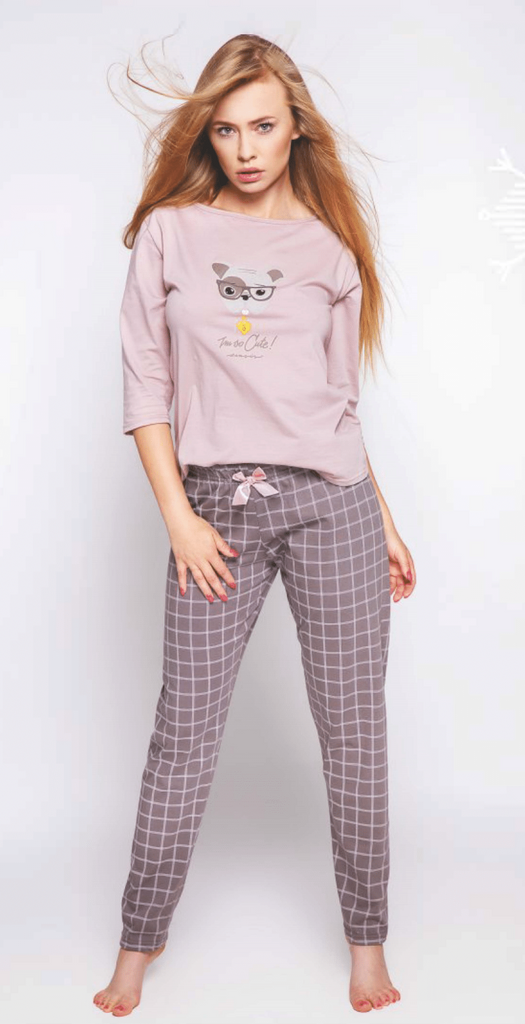 Sensis Too Cute Dog PJ Set