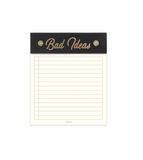 Designworks Ink Bad Ideas Note Pad