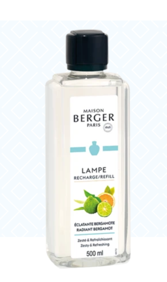 Maison Berger Radiant Bergamot Fragrance Alcohol