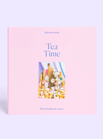 Piecework Tea Time Puzzle