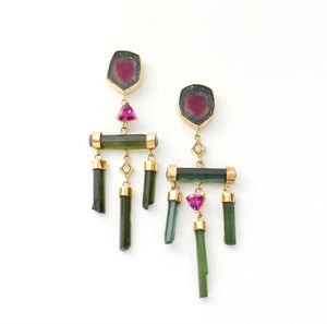 """Mobile"" Tourmalines"