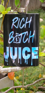 Rich B$tch Juice Manifestation Flask